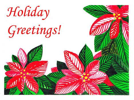 Irina Sztukowski - Holiday Greetings