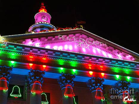 Feile Case - Holiday Lights 2012 Denver City and County Building L1 101