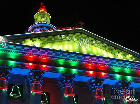 Feile Case - Holiday Lights 2012 Denver City and County Building L2