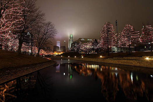 Holiday Lights by Steve ODonnell