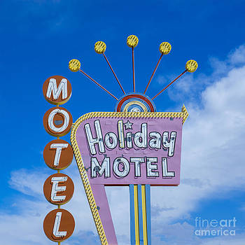 Holiday Motel by Nina Prommer