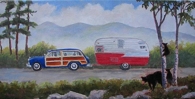 Holiday Road by Robert Stump