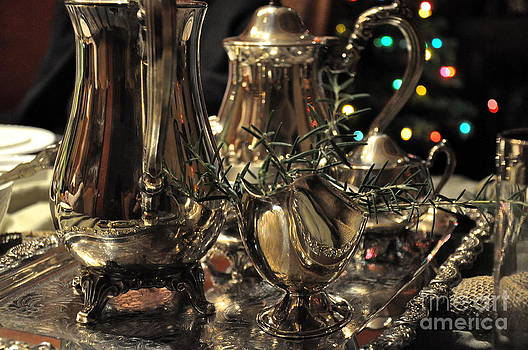 Holiday Silver  2 by Tanya  Searcy