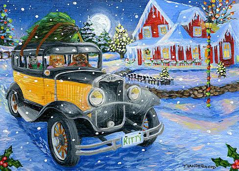 Holiday Spirit by Jacquelin Vanderwood