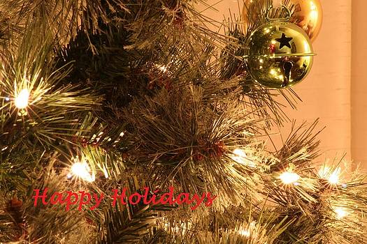 Holiday Tree by David S Reynolds