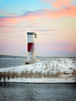 Holland Michigan Winter by Jenny Ellen Photography