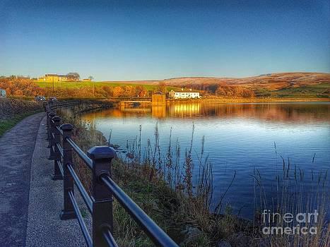 Hollingworth Lake by Paul Fox