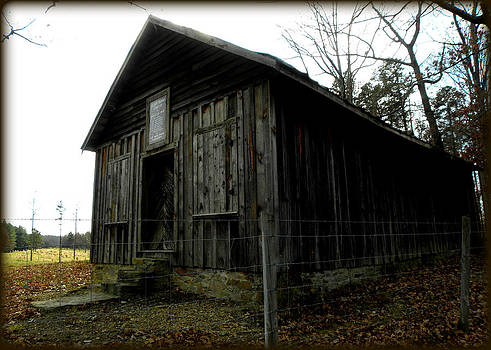 Holloway Township Historic Site NC USA by Kim Galluzzo Wozniak