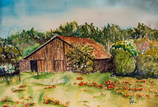Holly's Barn by Lee Stockwell