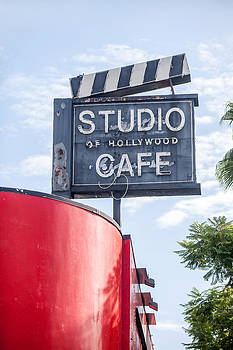 Art Block Collections - Hollywood Cafe