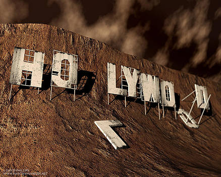 Hollywood by David Phillips