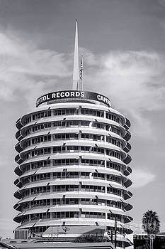 Art Block Collections - Hollywood Landmarks - Capitol Records
