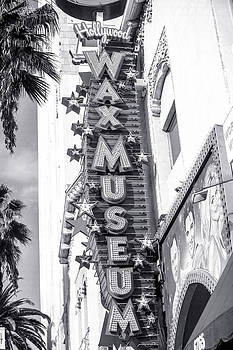 Art Block Collections - Hollywood Landmarks - Hollywood Wax Museum