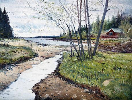 Holmsund Sweden 2014 by Enver Larney