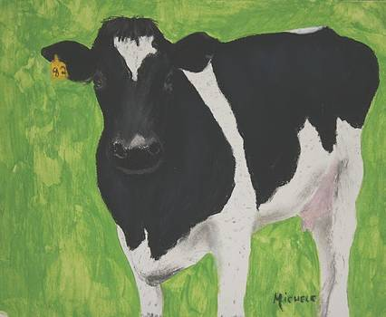 Holstein by Michele Turney