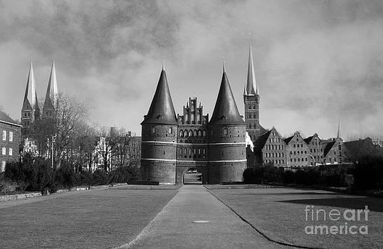 Holsten Gate by Anne Seltmann