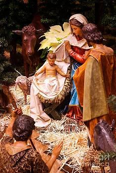 Frank J Casella - Holy Family Nativity