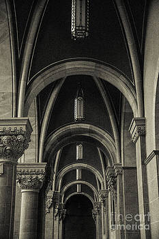 Christina Klausen - Holy Hill Archways