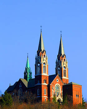 Holy Hill  by James Hammen