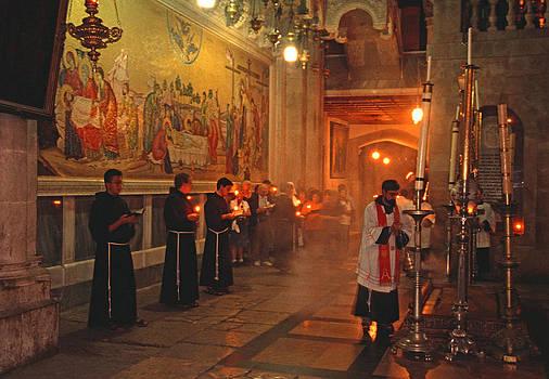 Dennis Cox - Holy Sepulchre church