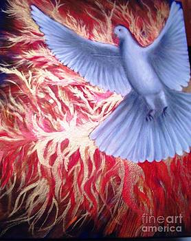 Holy Spirit Bring Your Fire by Patty  Thomas