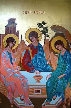 Holy Trinity by Janeta Todorova