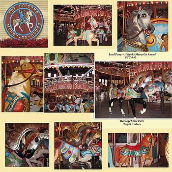Barbara McDevitt - Holyoke Carousel Collage
