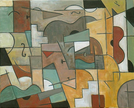 Homage to the Guitar by Trish Toro