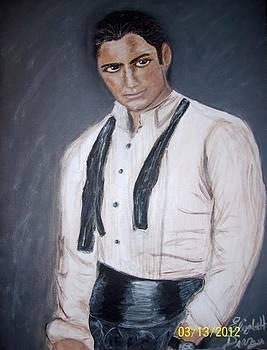 Hombre Guapo by Elizabeth Diaz