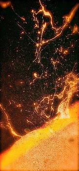 Cliff Spohn - Solar flares at HD