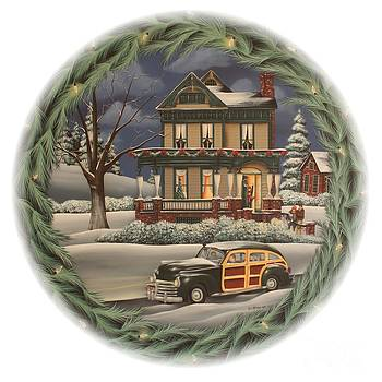 Home for the Holidays by Catherine Holman