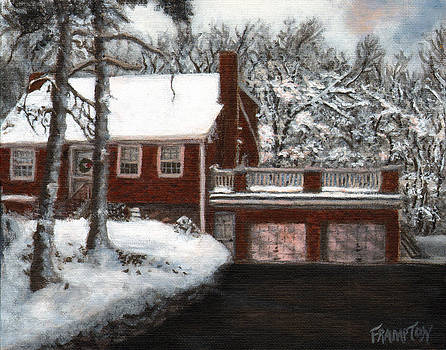 Home For The Holidays by Jennifer Frampton