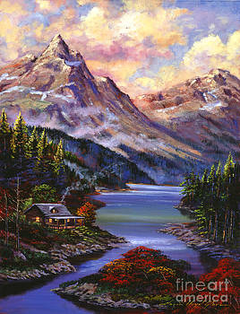 David Lloyd Glover - Home In The Mountains