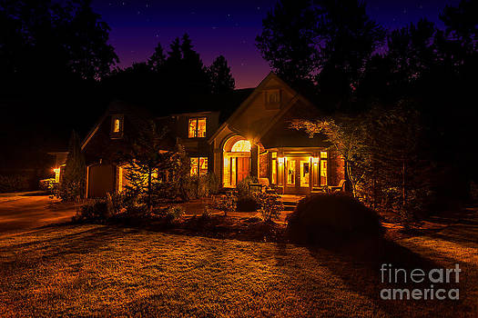 Jo Ann Snover - Home on a summer night