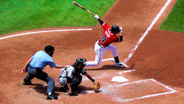 Dave Bosse - Home Run Swing