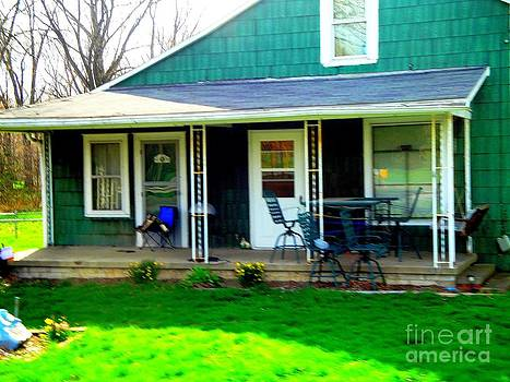 Home Sweet Home by Jackie Bodnar