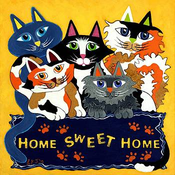 Home Sweet Home by Lisa Frances Judd