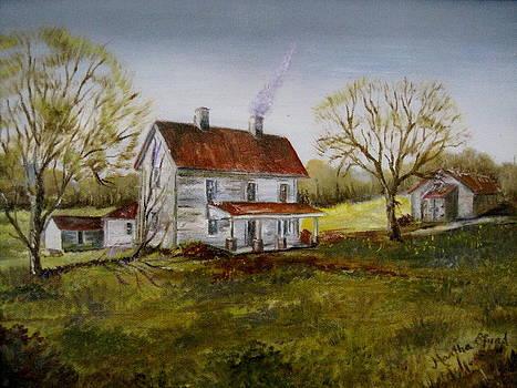 Home Sweet Home by Martha Efurd