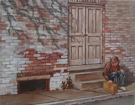 Homeless by Tony Caviston