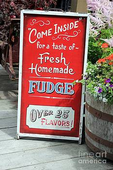 Sophie Vigneault - Homemade Fudge