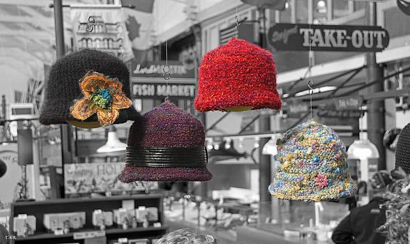Homemade Hats by Thomas Rehkamp