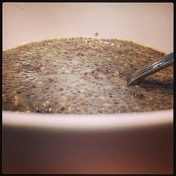 Homemade Puddin'! #chiaseeds #ricemilk by Chelsea Daus
