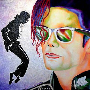 Homenaje A Michael Jackson by Carmen Junyent