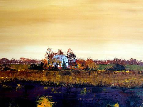 Homestead by William Renzulli