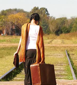 Homeward  by Dori Sanz