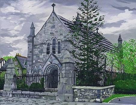 Honan Chapel by Rick McGroarty