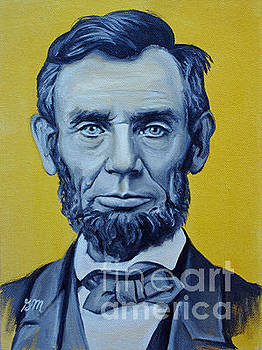 Honest Abe by Gretchen Matta