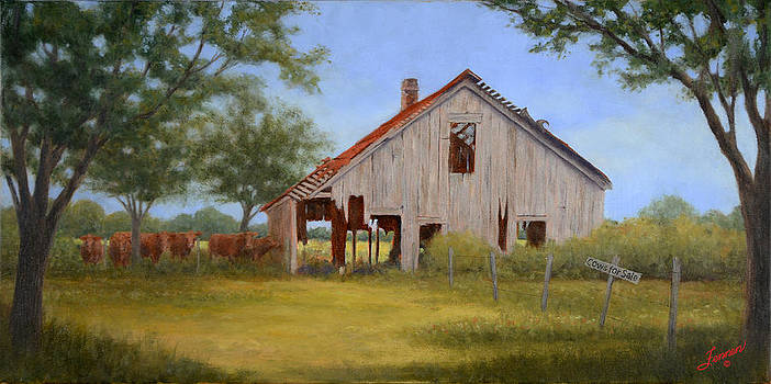 Honest Arnies Used Cows by Charles Fennen