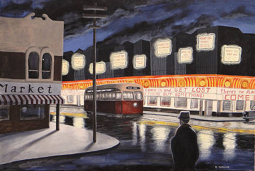 Honest Ed's by Dave Rheaume