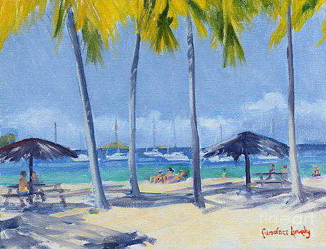 Candace Lovely - Honeymoon Beach Morning